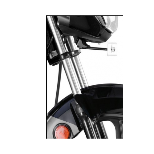 Hero Glamour 125 Disc Self And Alloy Front Suspension
