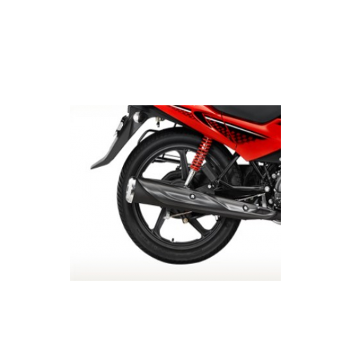 Hero Glamour 125 Disc Self And Alloy Heat Shield