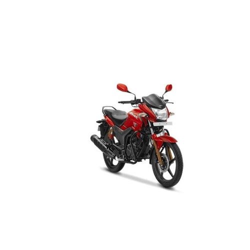 Hero Hunk 150cc Disc Front Cross Side View