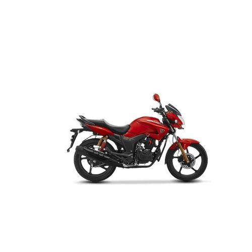 Hero Hunk 150cc Disc Left View