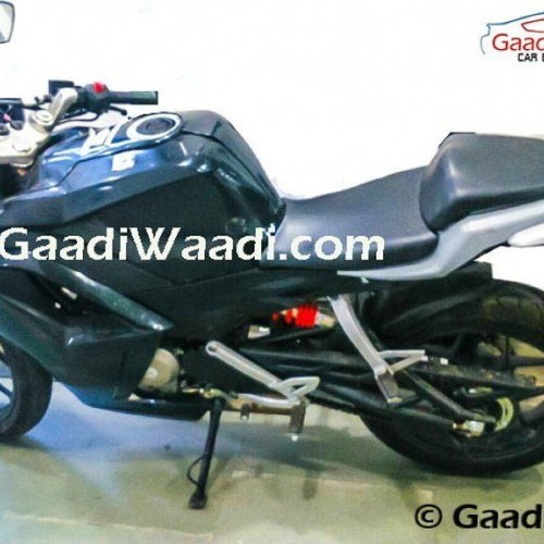 Honda Hx 250R Spy Side