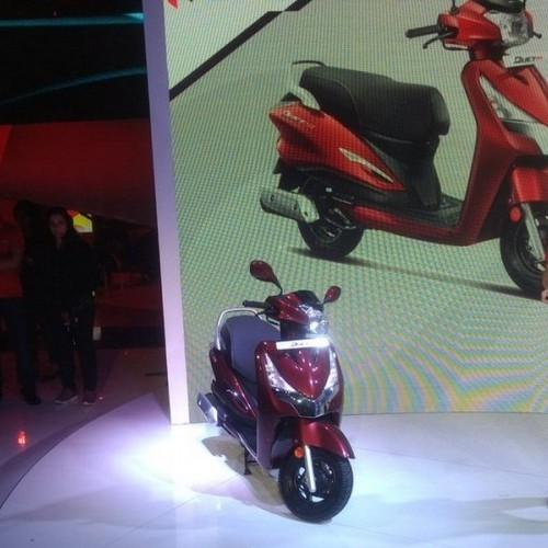 Hero Maestro Edge 125cc Launch Image 2
