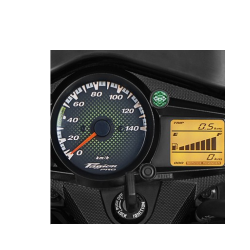 Hero Passion Pro 100 Digital Speedometer