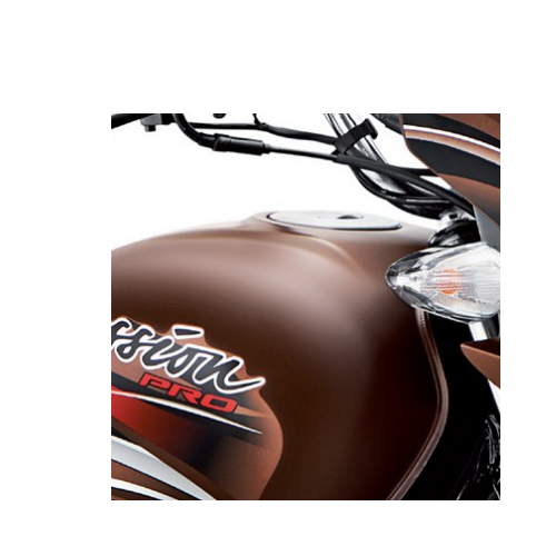 Hero Passion Pro 100 Flush Type Fuel Tank Cap