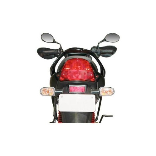 Hero Passion Pro Tr Tail Lamp Picture