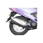 Hero Motocorp Pleasure Self Start Silencer View