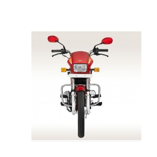 Hero Splendor Plus 100 Front View