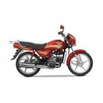 Hero Splendor Plus 100 Spoke 1