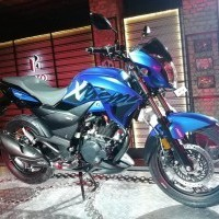 Xtreme 200R New Color
