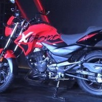 Xtreme 200R Side View