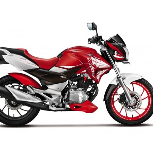 Hero Xtreme 200s Side View