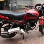 Herohonda Passion Plus 4