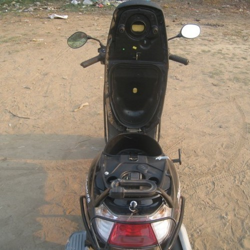 Herohonda Pleasure 21