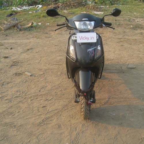 Herohonda Pleasure 24