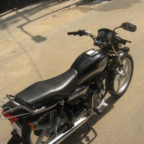 Herohonda Splendor Plus 34