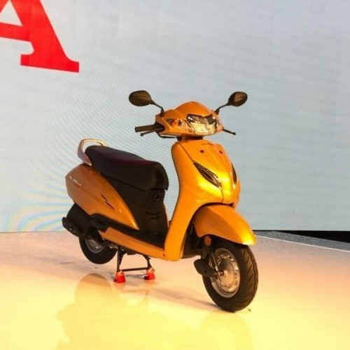 Honda Activa 5g Front View