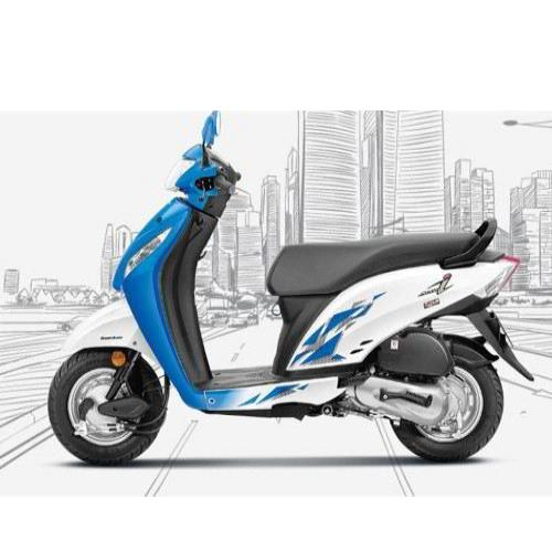 New Activa I Side View