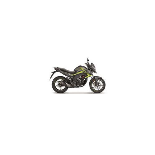 Hondamotorcycle Cb Hornet 160r Abs 1