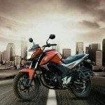 Honda Cb Hornet 160R Wallpaper Shot