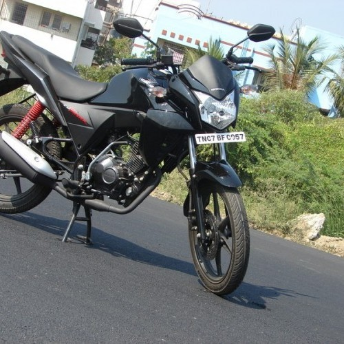 Hondamotorcycle Cbtwister 69
