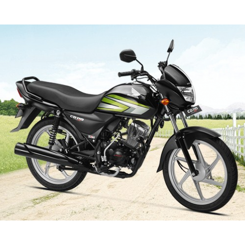 Honda Cd110 Dream Right Side View
