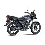 Honda Dream Neo Kick Alloy Front View