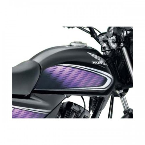 Honda Dream Neo Kick Spoke Oil Tank View