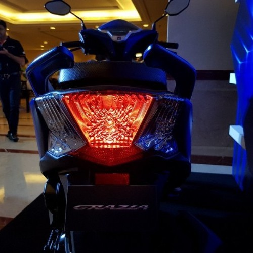 Honda Grazia Blue Tail Light