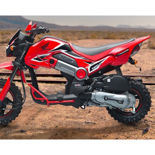 Honda Navi Off Road Exclusive Side View