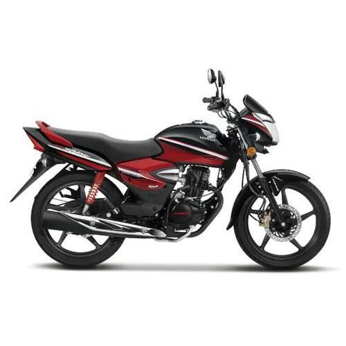 Honda Cb Shine Limited Edition 2019 Red