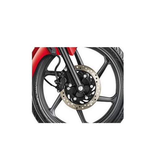 Honda Shine Front Wheel Alloy Disc