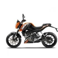 KTM Duke 125cc Picture