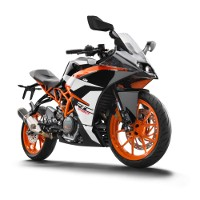 KTM RC 390 Picture