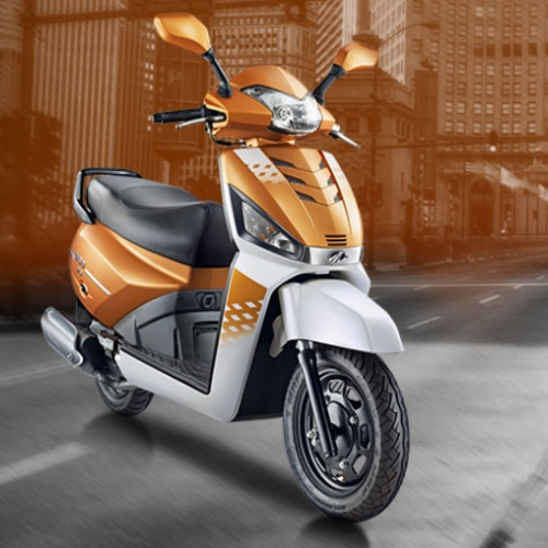 Mahindra Gusto 125 Picture
