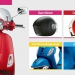 Vespa Vxl 150 Accessories