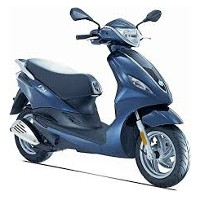 Piaggio Scooters Fly 125