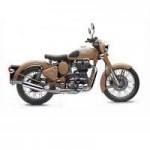 Royal Enfield Classic Desert Storm Picture