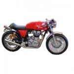 Royal Enfield-Cafe Racer 500