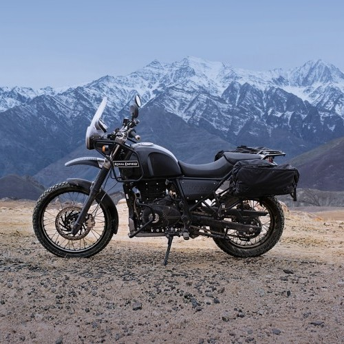 Royal Enfield Himalayan Off Road Picture