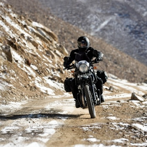 Royal Enfield Himalayan Test Drive Picture
