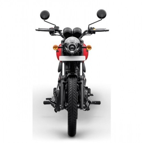 Thunderbird 350x Front View Red
