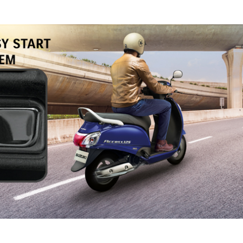 New Suzuki Access 125 Electric Start