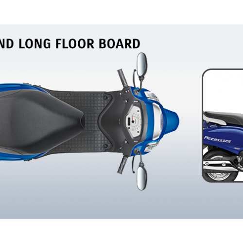 New Suzuki Access 125 Floor Board