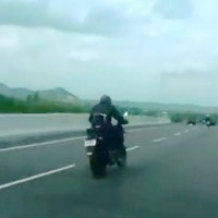 Tvs Apache 200 Rear View Spy Picture