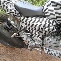 Tvs Apache Rtr 200 Spy Picture Engine Muffler