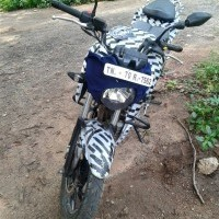 Tvs Apache Rtr 200 Spy Picture Front