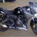 Tvs Apache Rtr 160 Right Side Wheell
