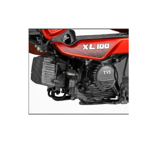 Tvs Heavy Duty Super Xl Engine