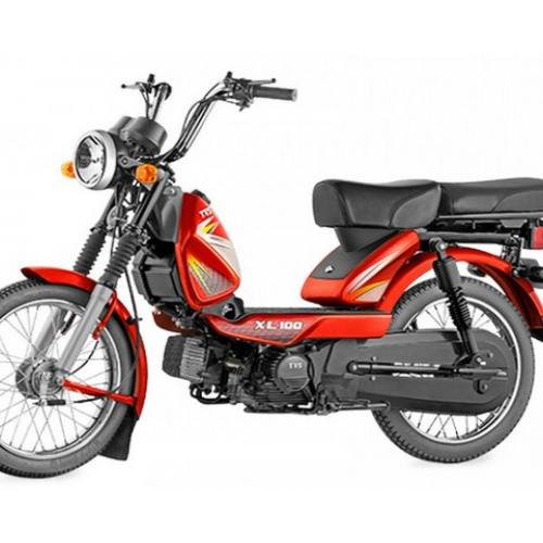 Tvs Heavy Duty Super Xl Left Side View