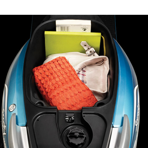 Tvs Scooty Zest Luggage Box
